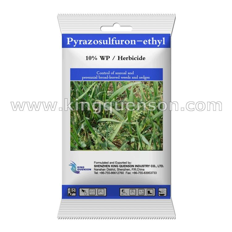 Pyrazosulfuron-ethyl Herbicide 98% TC 30% OD,10% WP manufacturer